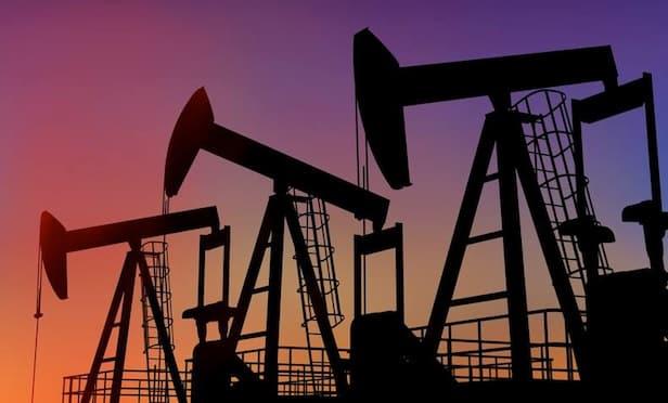 Bakken oil fields in North Dakota