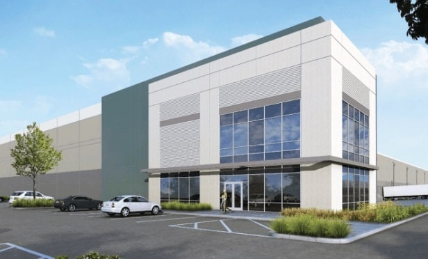 logistics facility