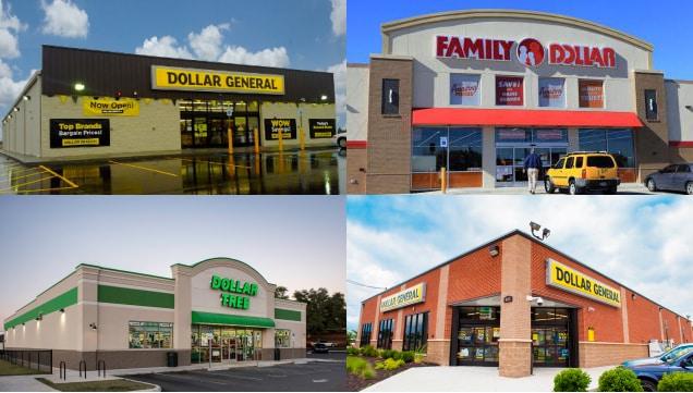Dollar Store Cap Rate Spread, Q2 2017